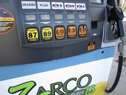 zarco-ethanol blends pump