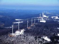 Twin Ridges Wind Farm