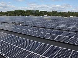 UPS Parsippany solar project