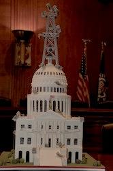 Century of Subsidies Birthday Cake