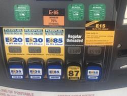 E15 Blender Pump in Cresco Iowa