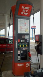 Gas in Mt Pleasant Iowa