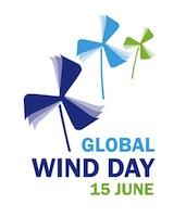 Global Wind Day logo