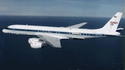 NASA DC-8 Aircraft