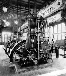 rudolph diesel engine