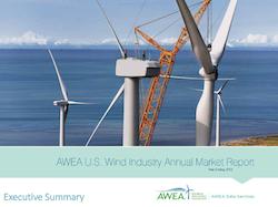 AWEA Annual Wind Market Report