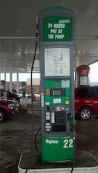 Biodiesel Pump Photo Joanna Schroeder