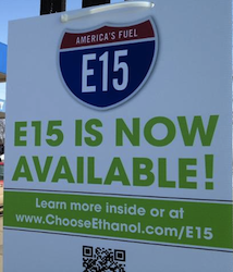 E15 is Now Available
