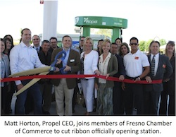 Fresno Clean Mobility Station Grand Opening