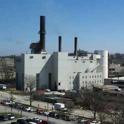 IU Bloomindale Central Heating Plant