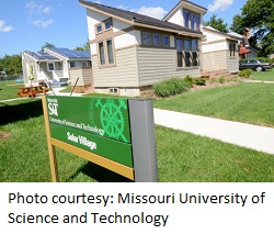 MST solar house1