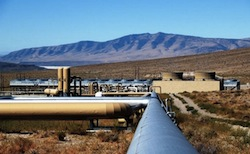 Ormat Geothermal Project in Nevada