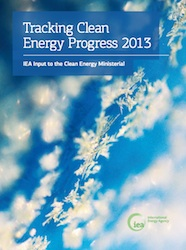 Tracking Clean Energy Progress 2013