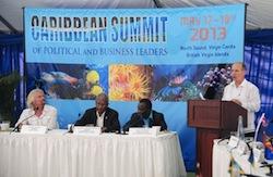 Caribbean Conservation Summit Photo Washington Post