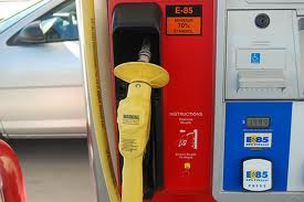 E85 pump in Iowa