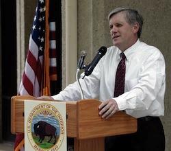 David Hayes Sec of Interior