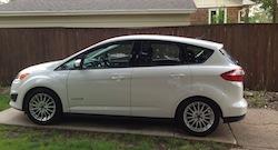 Joannas C-Max Hybrid