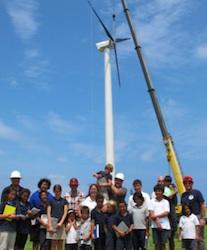 NPS SkyGrid Energy microgrid