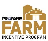 Propane Farm Incentive Program Logo