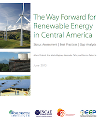 Renewable Energy in Central America
