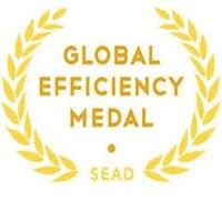 SEAD Global Efficiency Medal