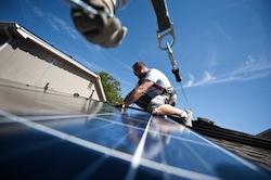 Solar Installation Photo Energy.gov