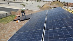 SolarCity SolarStrong Project in NM
