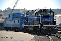 richmand pacific railroad