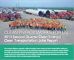 2nd quarter E2 job report