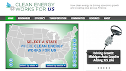 Clean Energy Works for Us