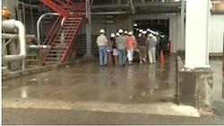 Community tour of Patriot Renewable Fuels
