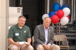 Delayne Johnson with IA Congressman Steve King