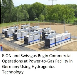 E.On and Swissgas PG project