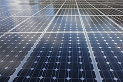 solar project in northern california
