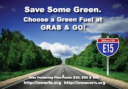 IRFA Save Some Green Campaign