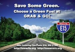 IRFA Save Some Green Campaign