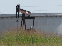 Oil drilling in Kansas