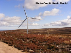 Rothe Wind Farm Photo Credit- Kevin Mould