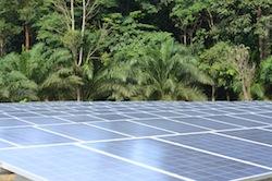 Conergy Thailand solar project