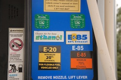 higher ethanol blends at the pump