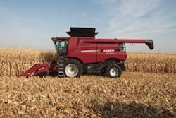 Case IH 2013 Corn Harvest