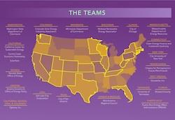 DOE Rooftop Solar Challenge Teams