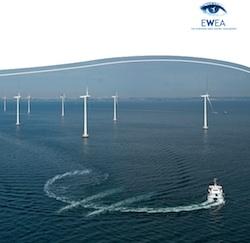 EWEA offshore wind financial report