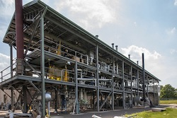 Primus Green Energy Demo plant