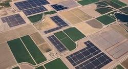 First Solar Electric, Campo Verde Solar Project, El Centro, CA~Construction Progress