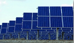 utility scale solar project