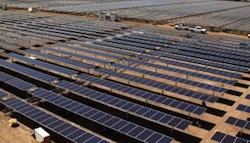 Grupo T-Solar Centro Cali project