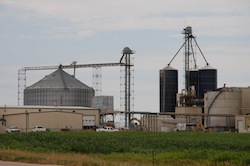 Quad County Corn Processors in Galva Iowa