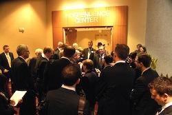 Reporters during EPA Testimony