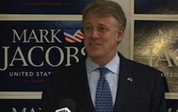 US IA Senate Candidate Mark Jacobs